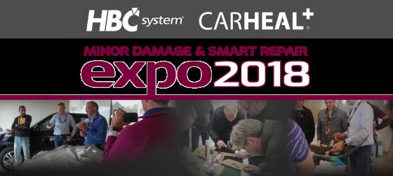HBC Carheal EXPO 2018 Smart Repair
